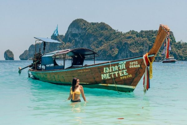 isole vicino phi phi island