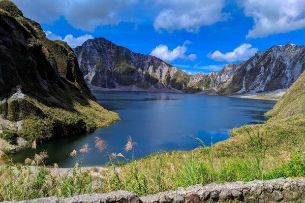 vulcani filippine visitare
